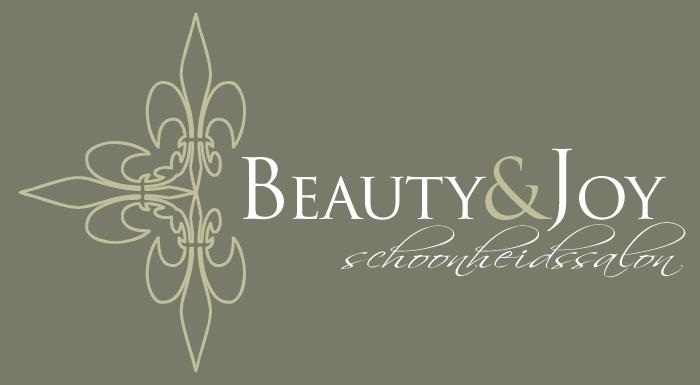 Huisstijl en visitekaartjes Schoonheidssalon Beauty & Joy