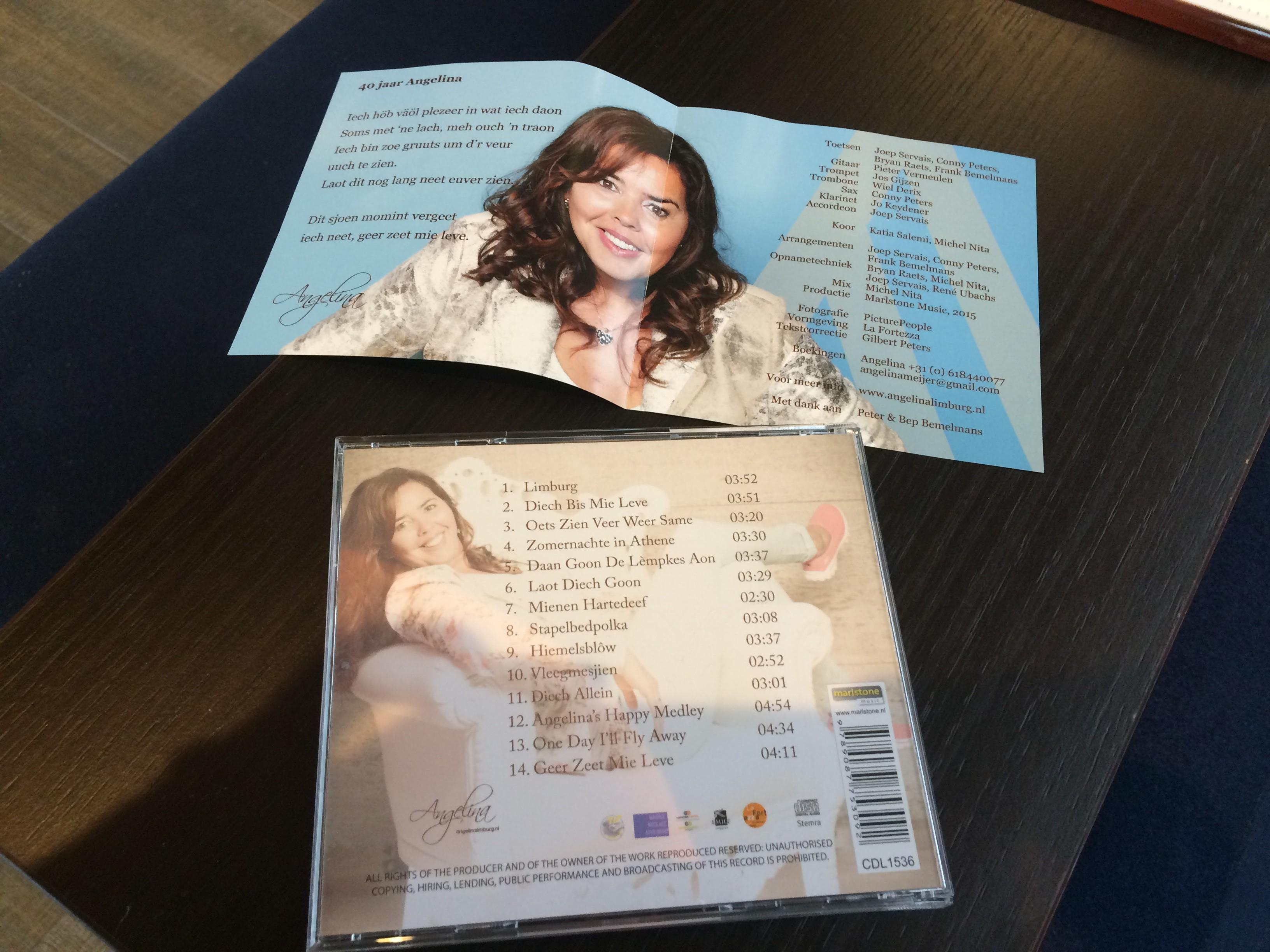 CD en boekje